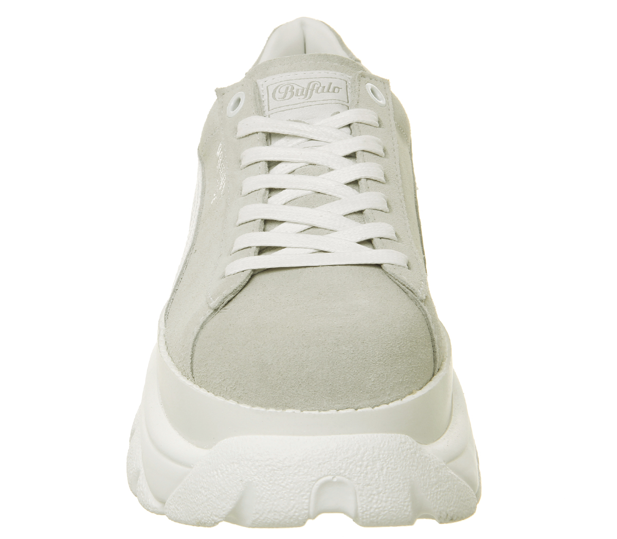 94ea3c739cf Sentinel Womens Puma Suede Buffalo Puma White Trainers Shoes