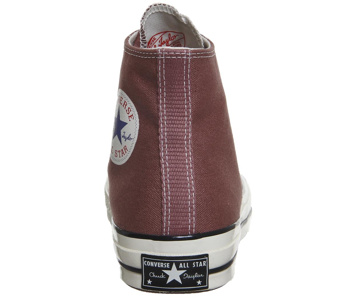 Mens 70s Converse All Star Hi 70s Mens Trainers SADDLE BLACK EGRET Trainers Shoes b58fc2