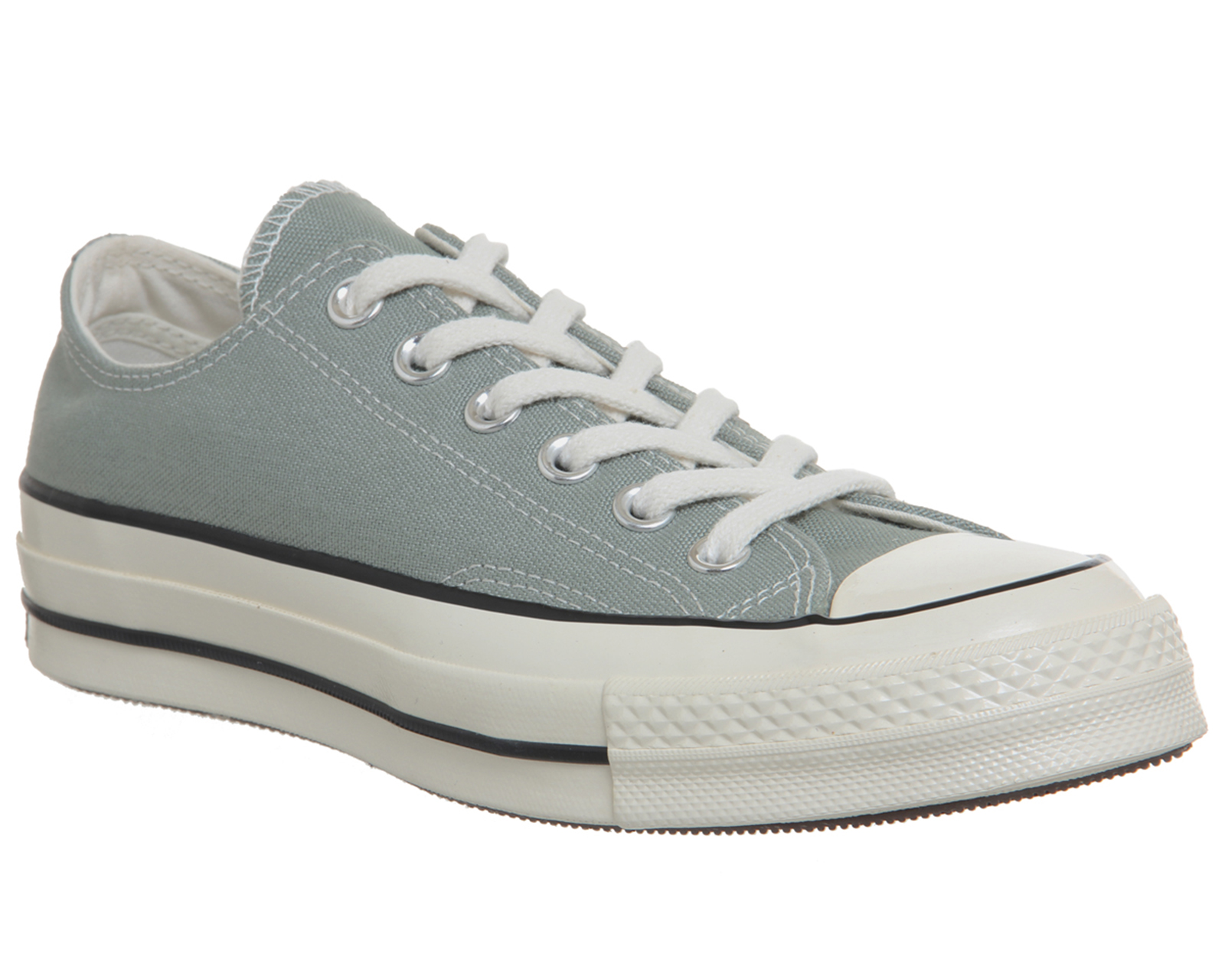 06a4cd0b20b1 Sentinel Converse All Star Ox 70 Trainers Mica Green Black Egret Trainers  Shoes