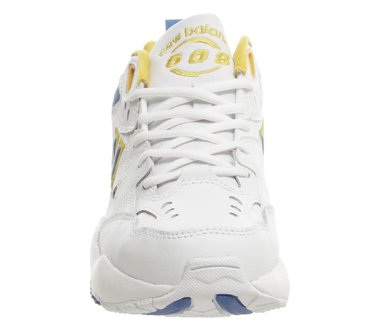 new balance 608 jaune