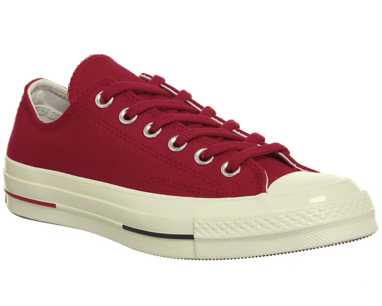 Converse All Star Ox anni '70 blu comodi scarpe da ginnastica