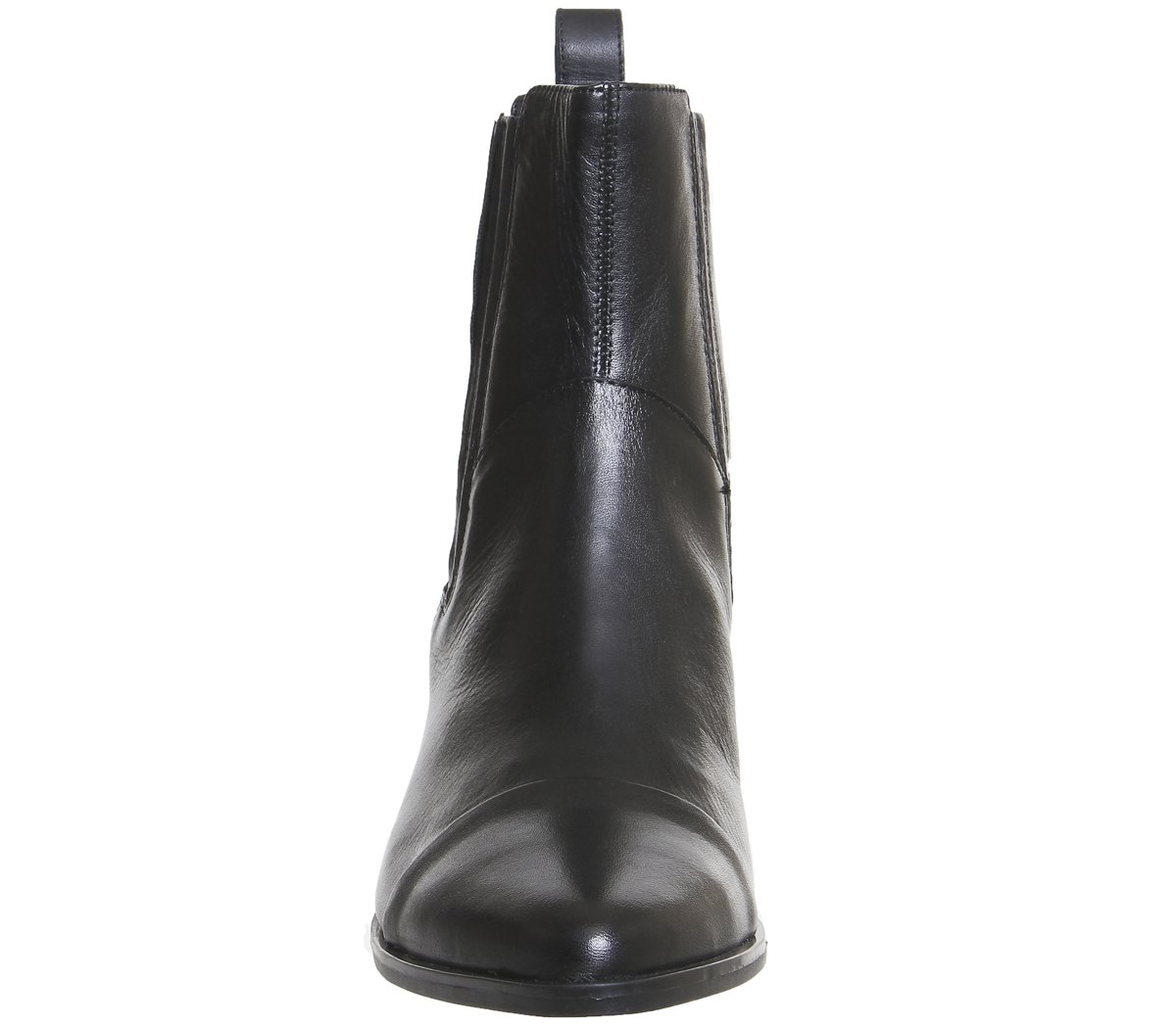 Womens-Vagabond-Marja-Chelsea-Boots-Black-Leather-Boots thumbnail 7