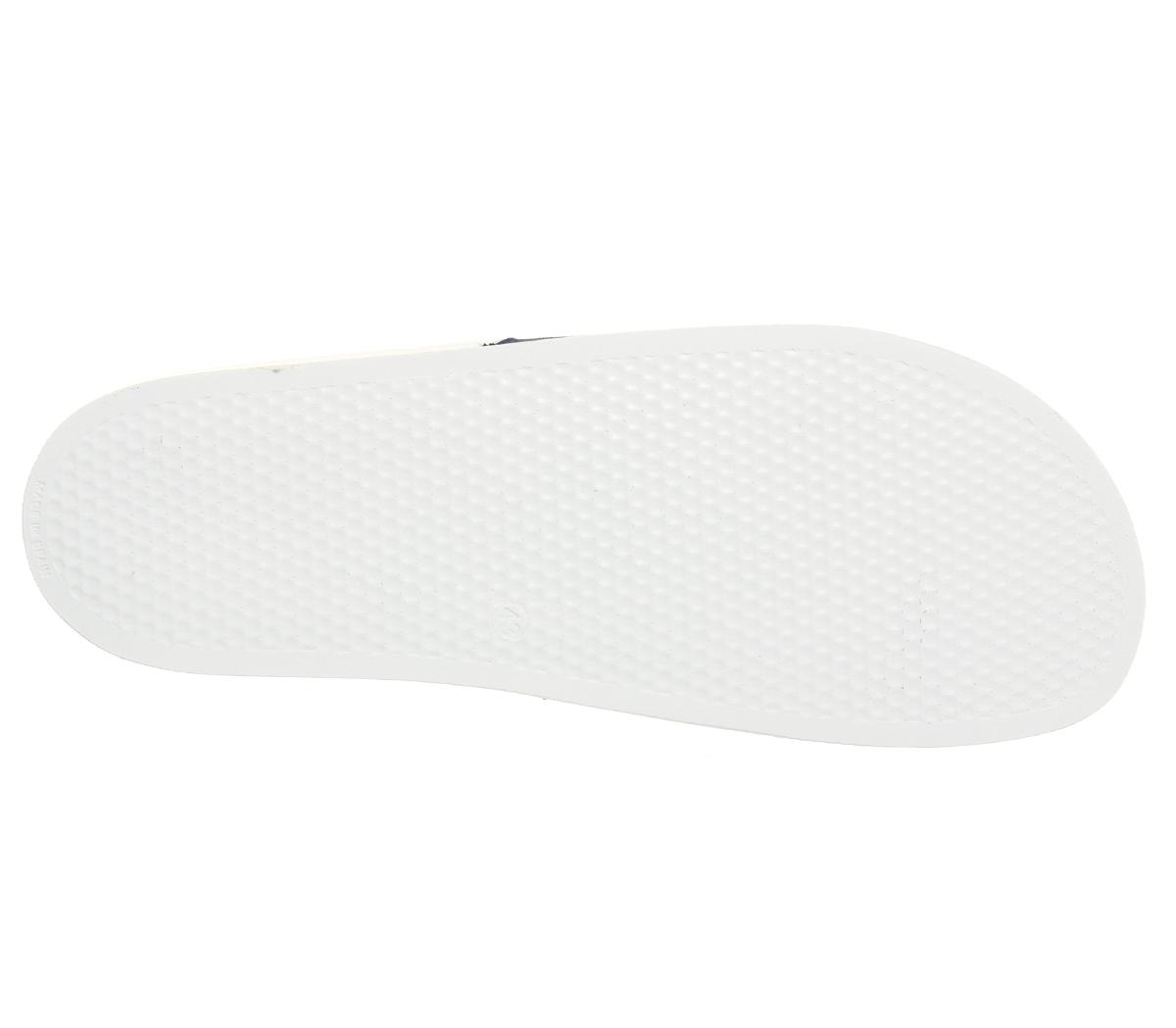 af4d7a942a4e Mens-Office-Flume-Elastic-Slides-Navy-Stripe-Sandals thumbnail