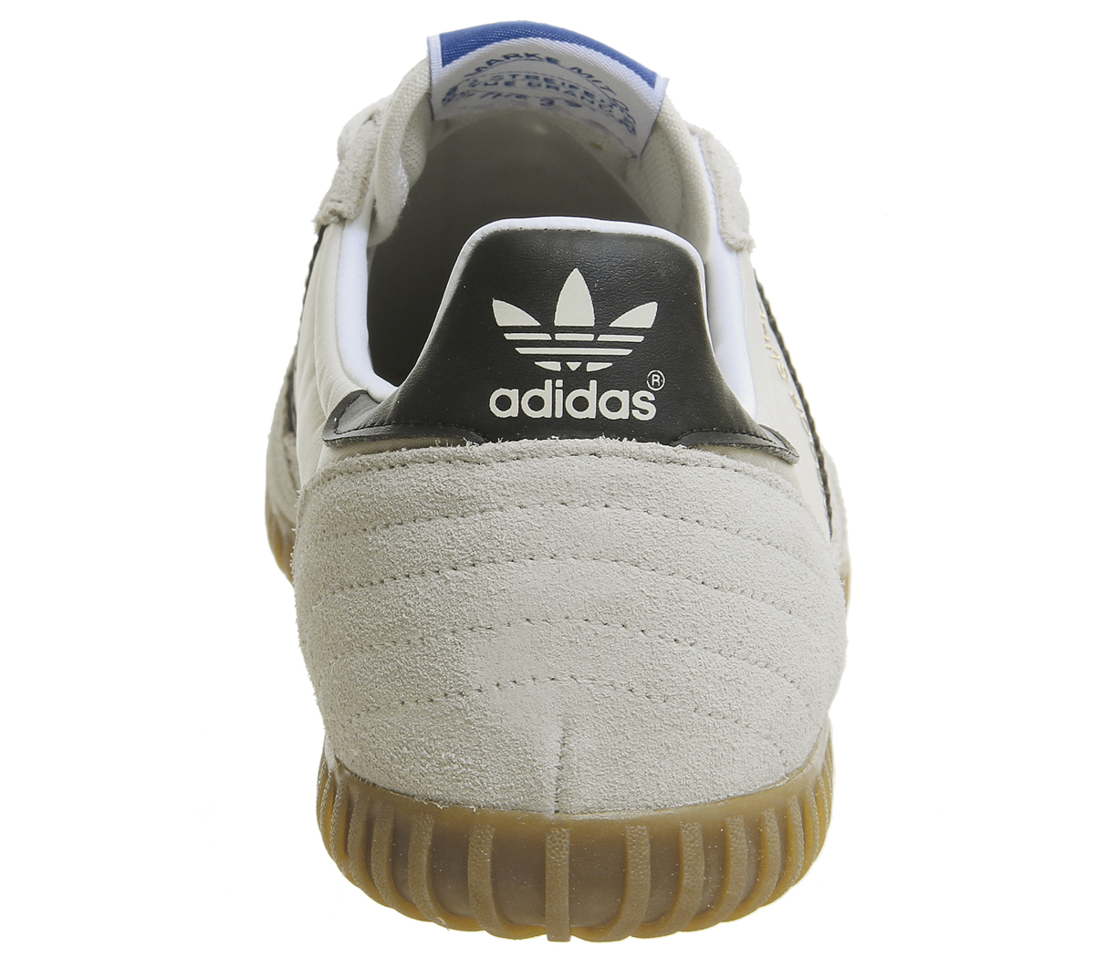 Adidas Indoor CORE Super Trainers CLEAR BROWN CORE Indoor BLACK GUM Trainers Schuhes 090a48