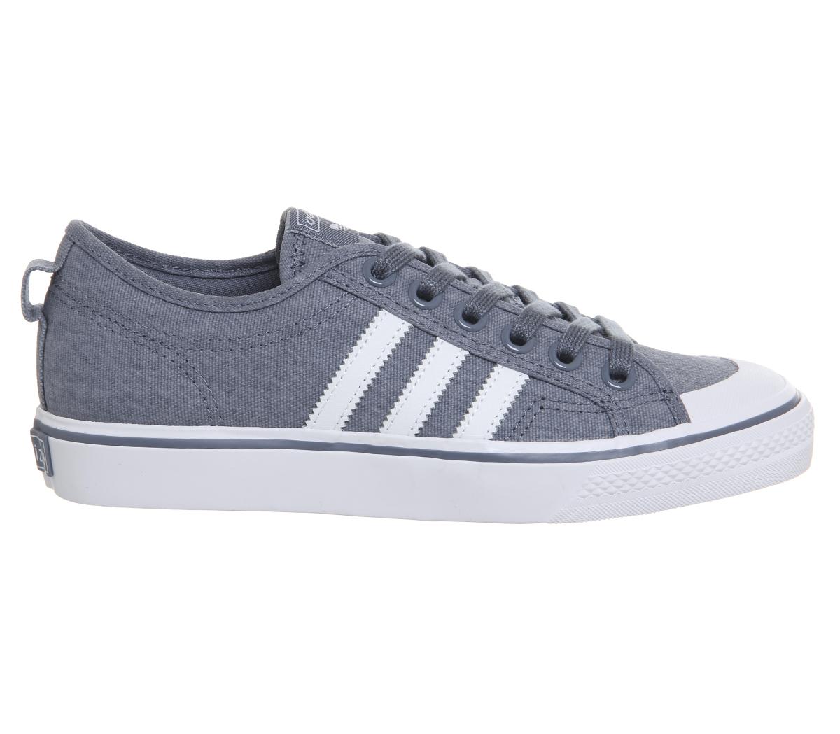 Zapatillas para mujer Adidas Nizza acero bruto F Zapatillas Zapatos