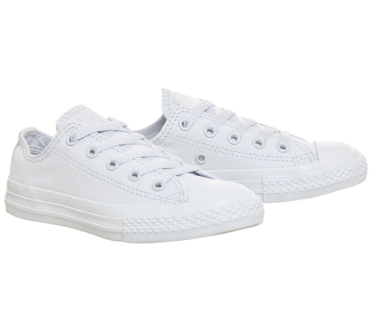 Kids Converse All Star Low Youth Blue Tint Mono Exclusive Kids  0805c512d