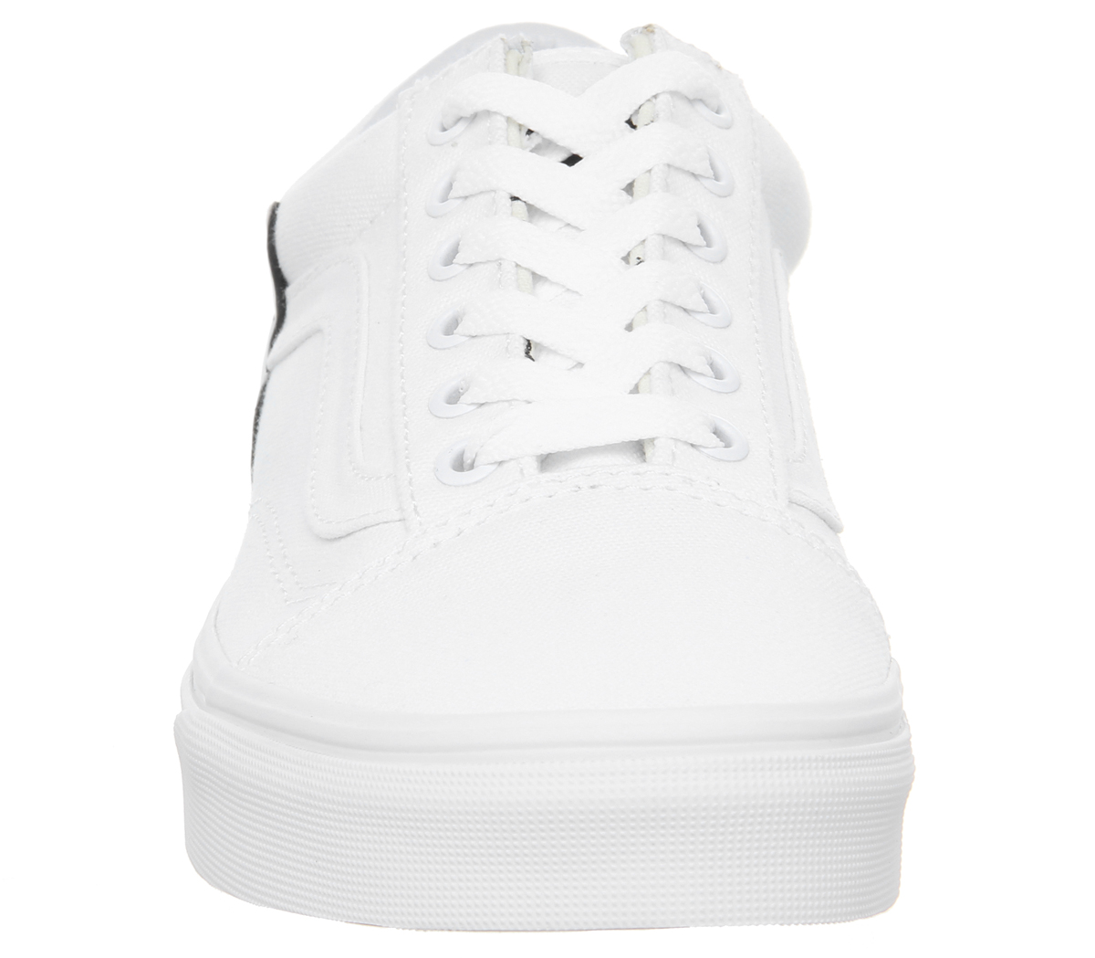 8ff489568d43 Mens Vans Old Skool Trainers MICKEY TRUE WHITE DISNEY Trainers Shoes ...
