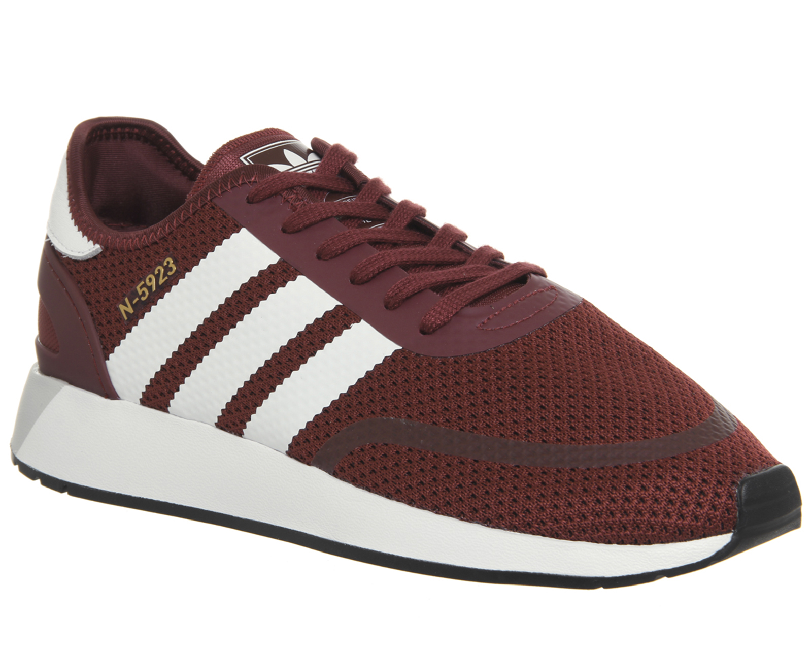 new style 181e0 46777 Sentinel Adidas N-5923 Trainers COLLEGIATE BURGUNDY Trainers Shoes