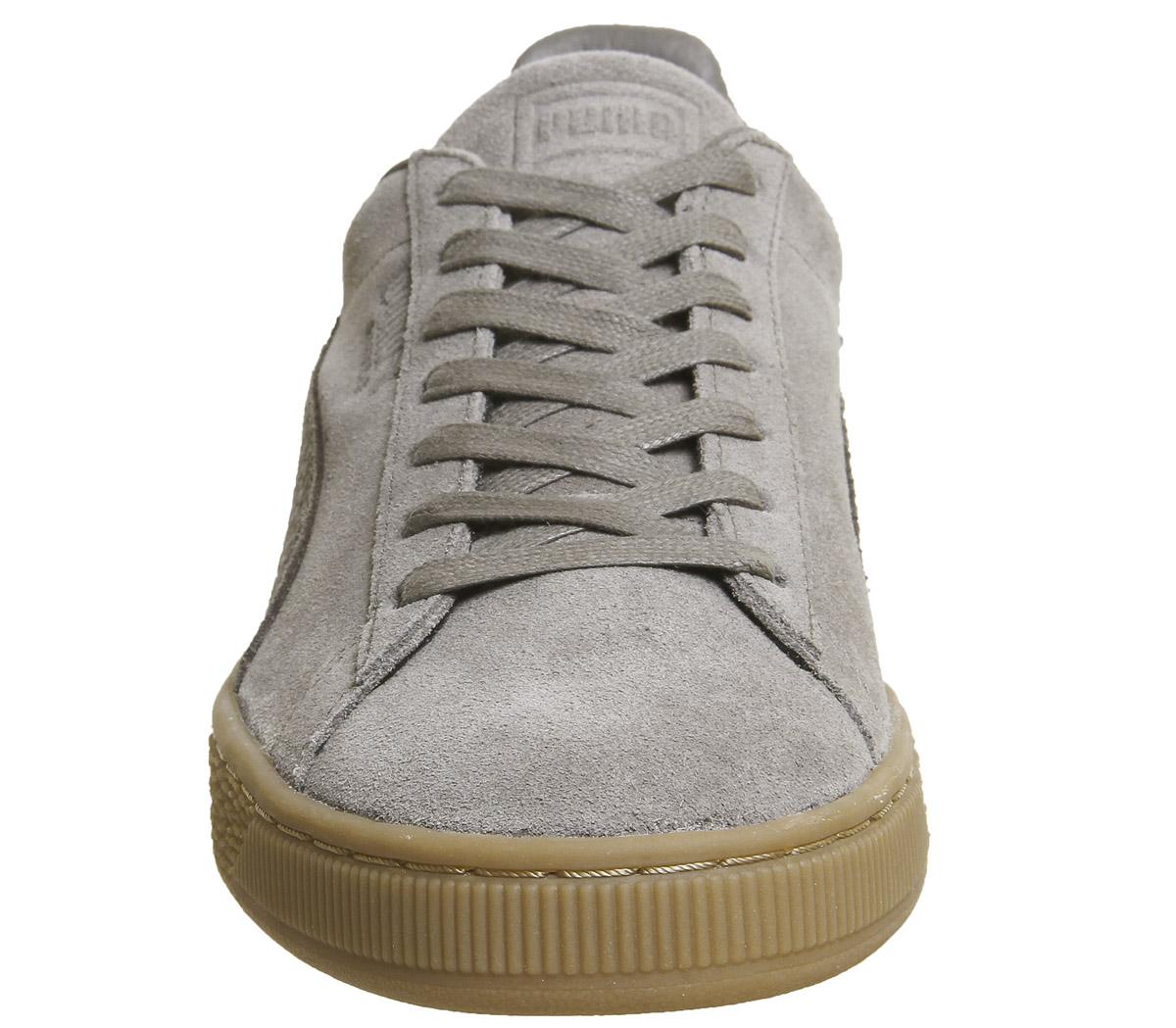 d4425d74a5e Sentinel Puma Suede Classic Trainers FALCON GUM Trainers Shoes