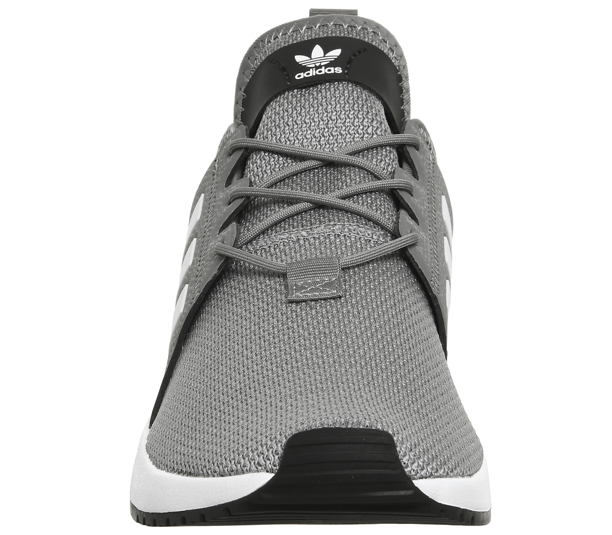 6f6d2f773b8a Adidas X PLR Trainers GREY WHITE CARBON Trainers Shoes
