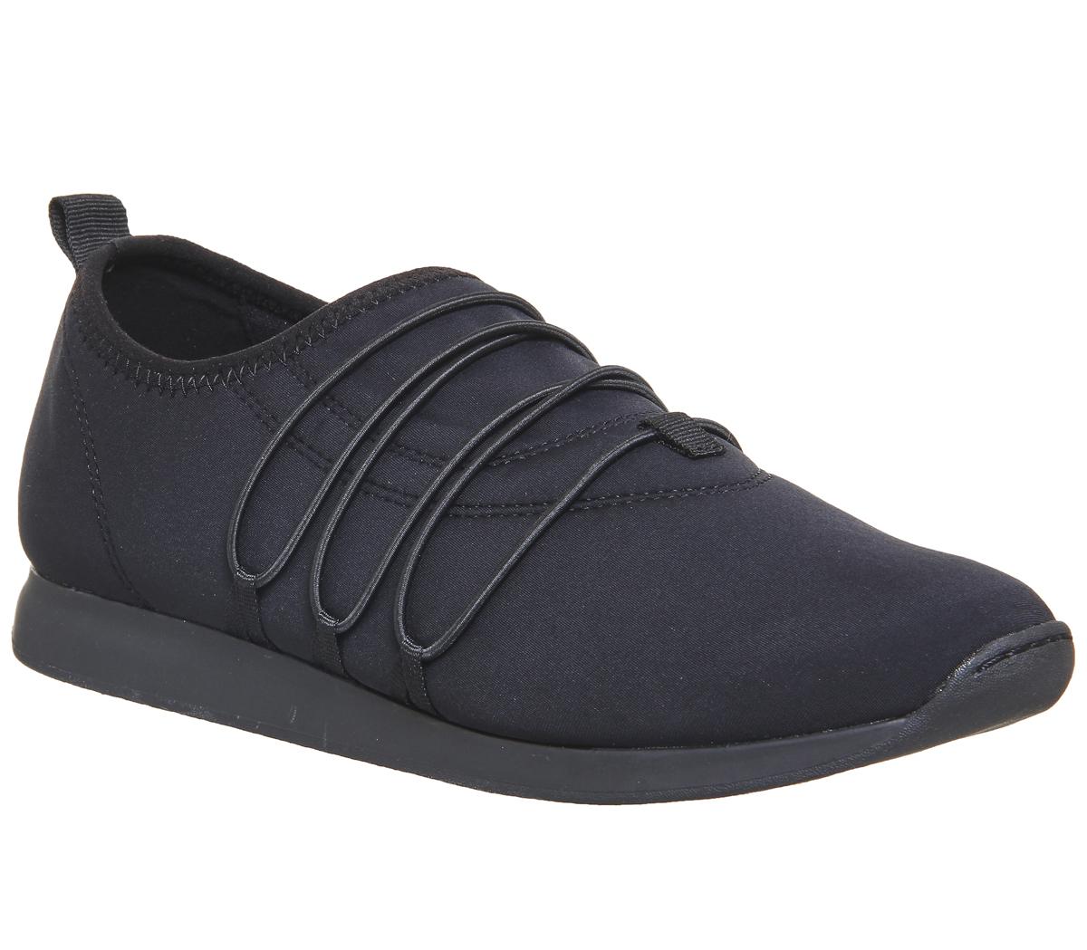 54bae7932b4 ... Zapatillas Para Mujer Elástico Vagabond Kasai 2.0 Negro Zapatillas  Zapatos ...