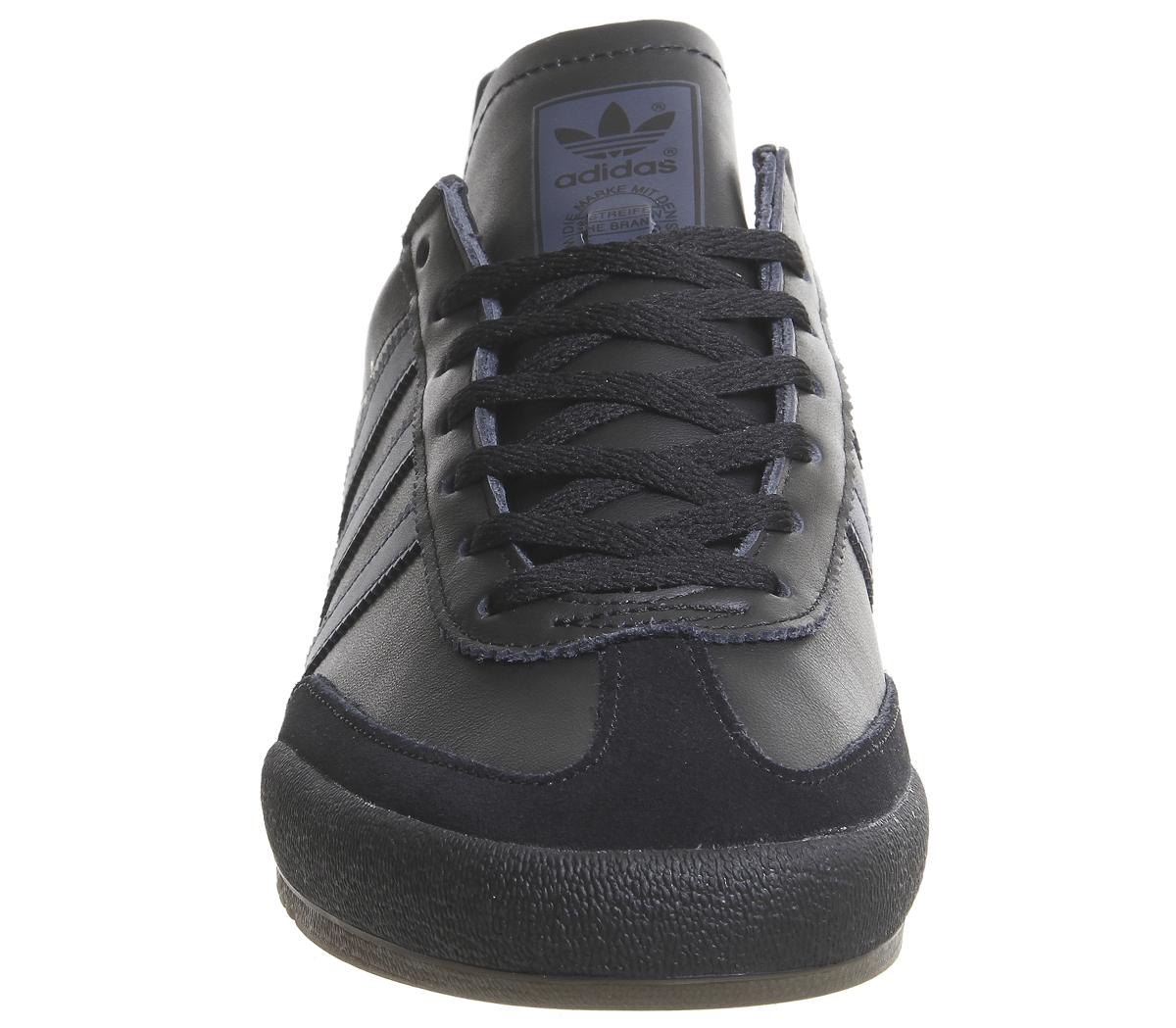 Adidas BLACK Jeans Trainers CORE BLACK Adidas TRACE Blau Trainers Schuhes 8f3e84