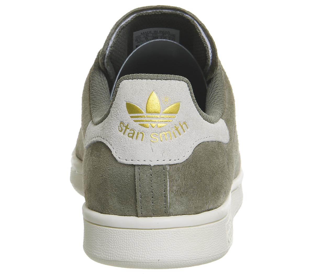 bb864fa9e469b Para Hombre Adidas Stan tenis rastro de carga Crema tenis Smith ...