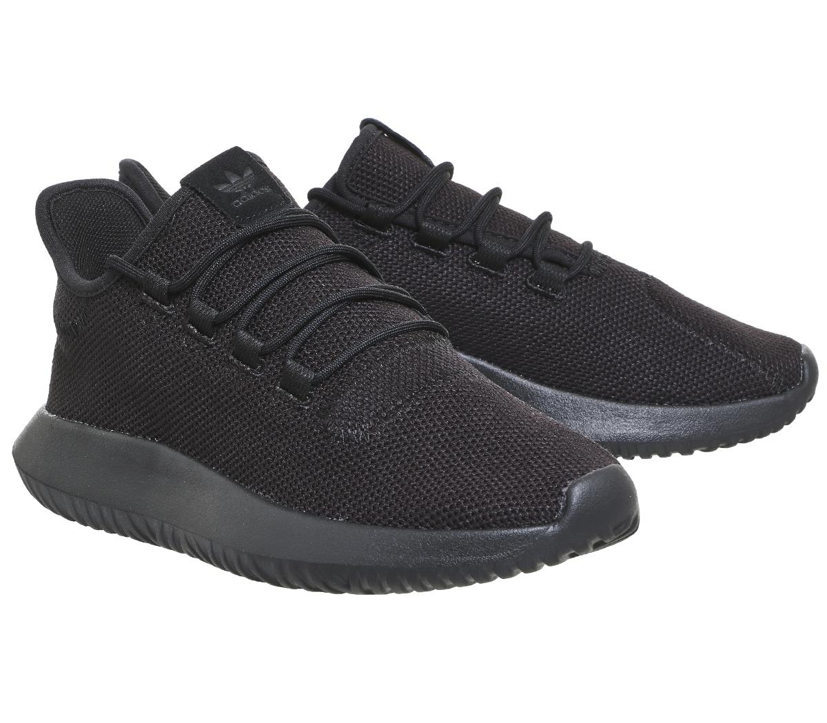 Adidas Tubular Sombra Negro Mono Zapatillas Zapatos  afcea32e2