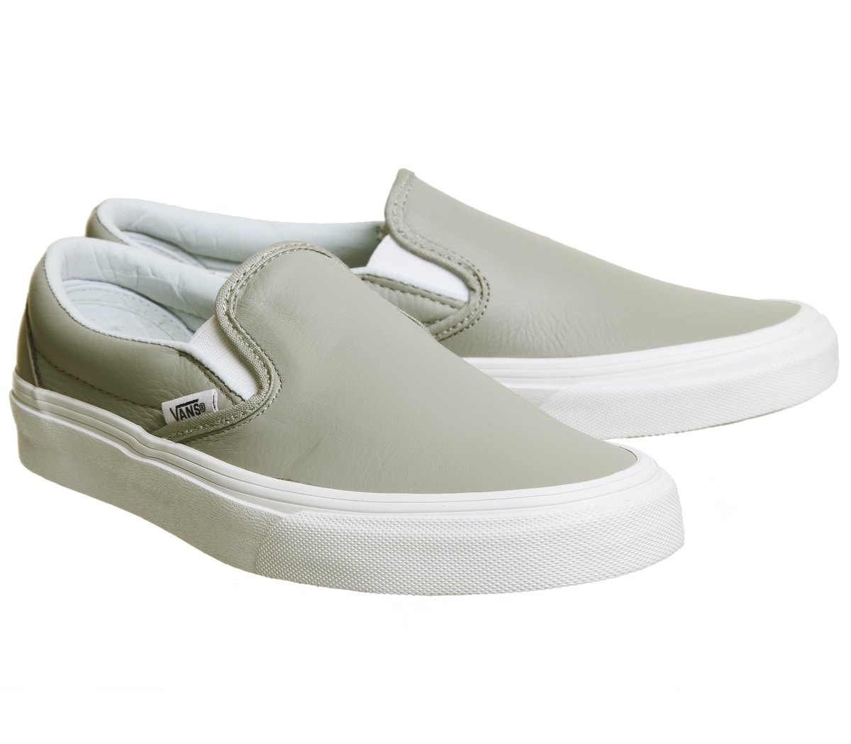 Grigio 42 EU Vans Classic SlipOn Sneaker Infilare UnisexAdulto y5u