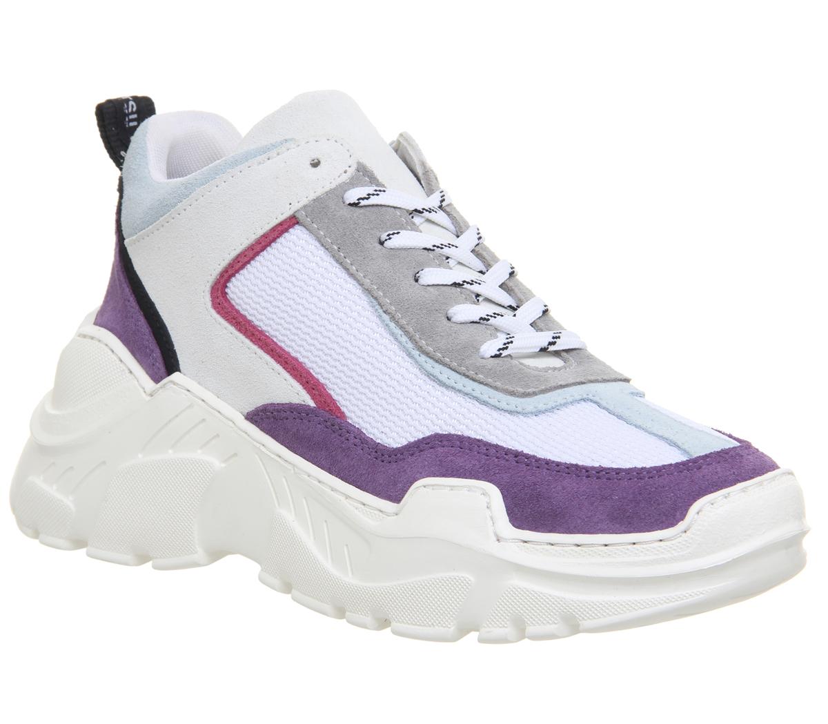 Damenschuhe Oki Kutsu Momo Trainers Schuhes Weiß MINT PINK Trainers Schuhes Trainers a205ac