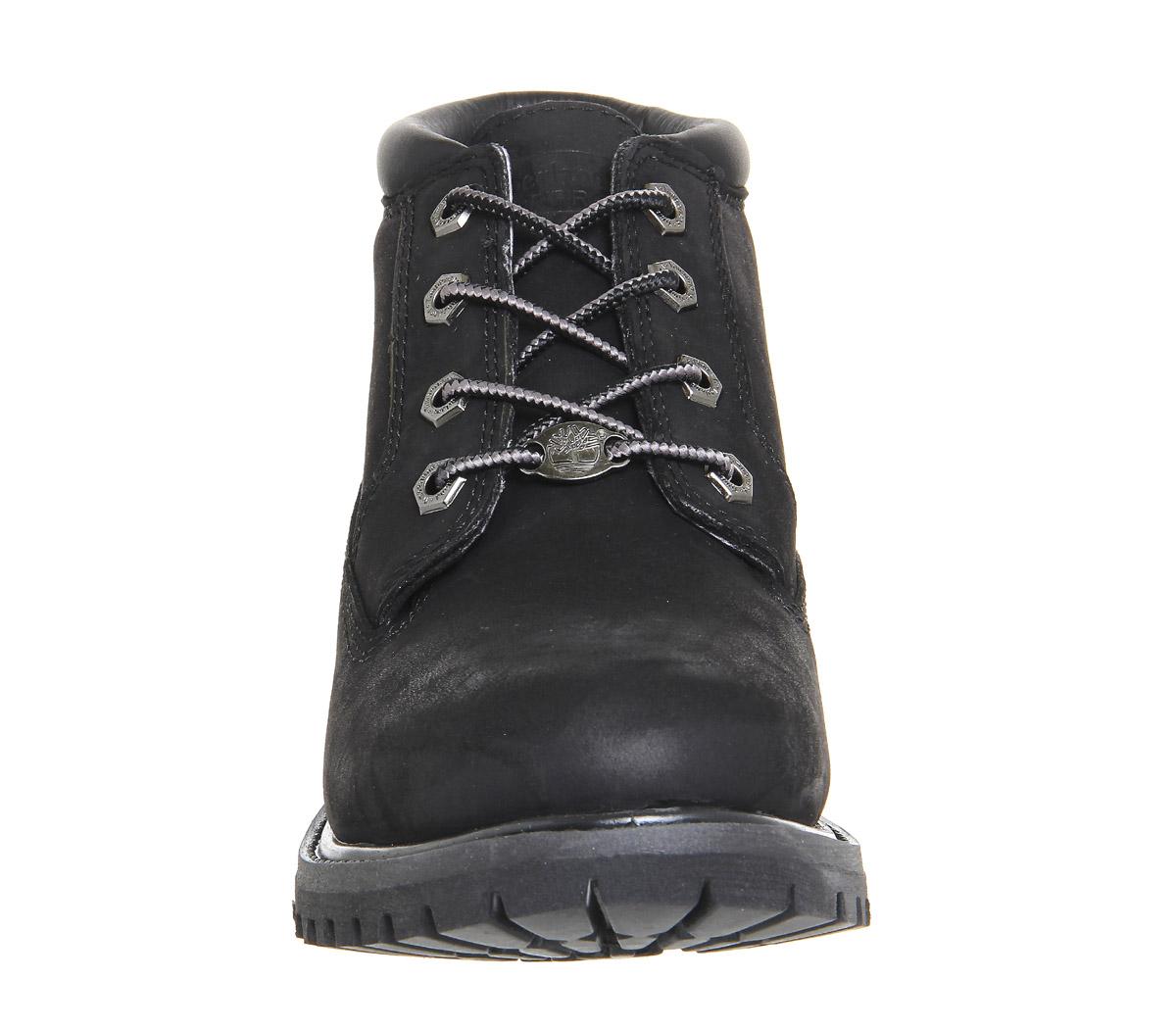 SENTINEL Donna Timberland Nellie Chukka Doppia Impermeabile Stivali stivali  neri MONO 13b77052c63