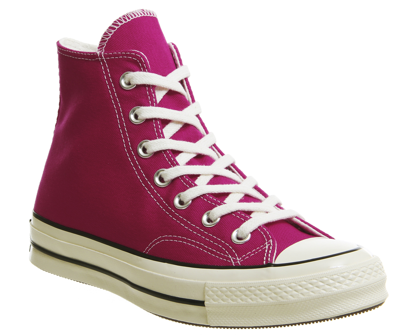 be51fa68db2 Sentinel Mens Converse All Star Hi 70 S Trainers Pink Pop Black Egret Trainers  Shoes