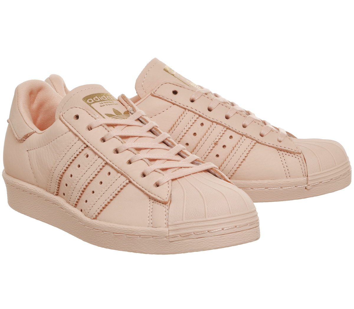 10980c5d7e31 ... discount code for sentinel womens adidas superstar 80s trainers vapour  pink trainers shoes 08cd6 63d4d