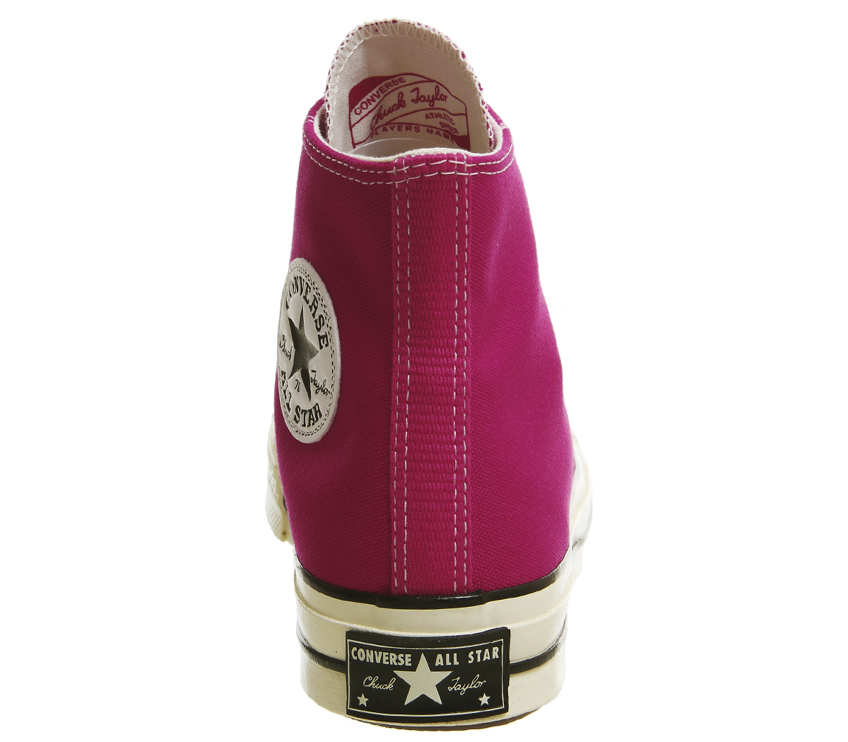 Herren Converse All Trainers Star Hi 70's Trainers All PINK POP BLACK EGRET Trainers Schuhes a6afb5