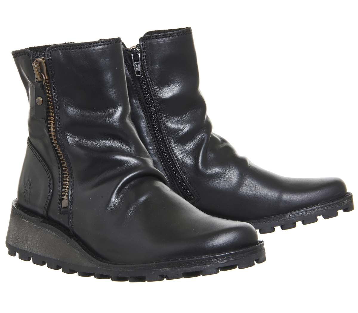 Womens-Fly-London-Mon-Zip-Boots-Black-Rug-Boots