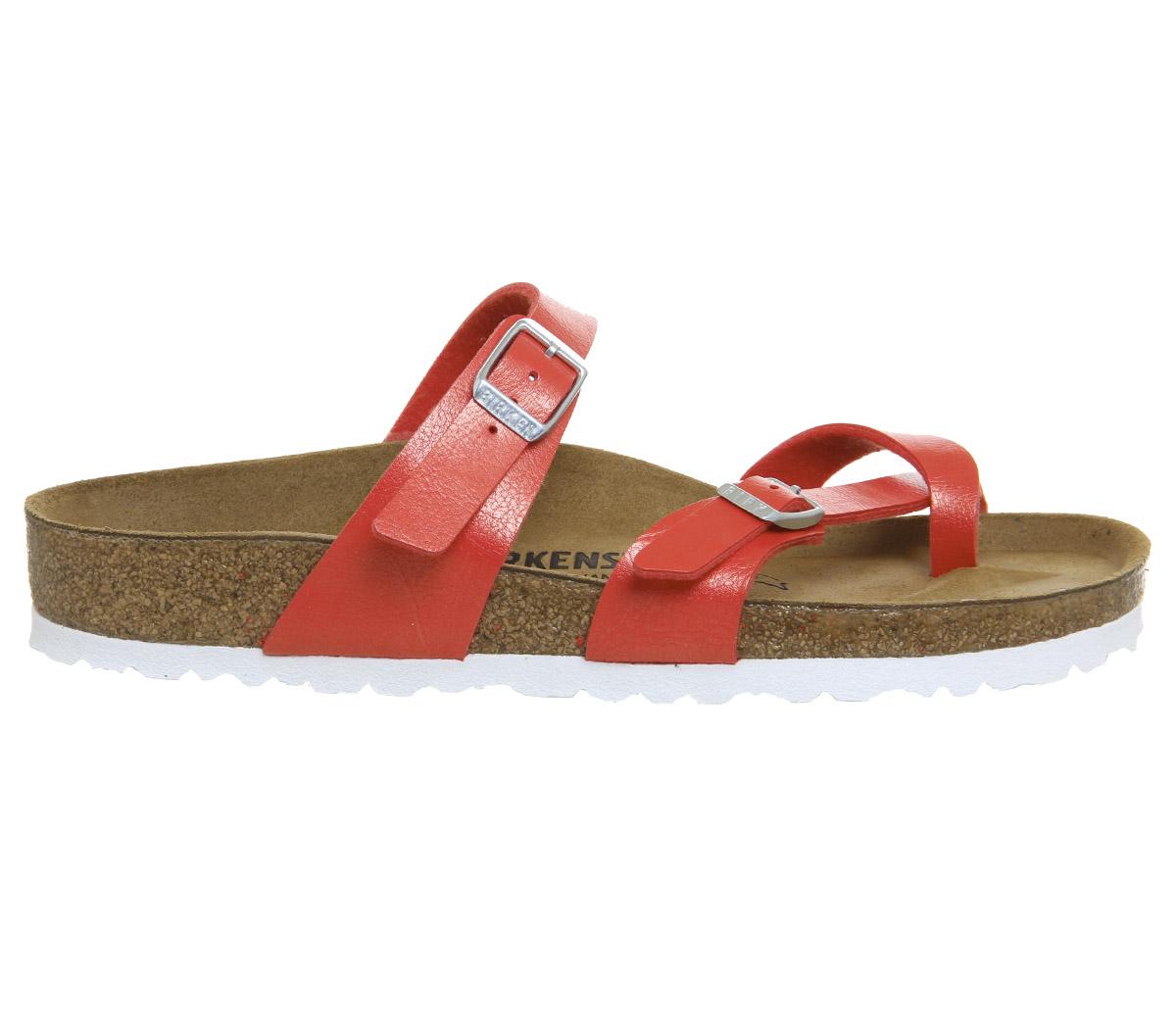 DONNA BIRKENSTOCK Mayari CROCE Sandalo con cinturino GRAZIOSO ibisco Sandali  - tualu.org a53fc3fe9a1