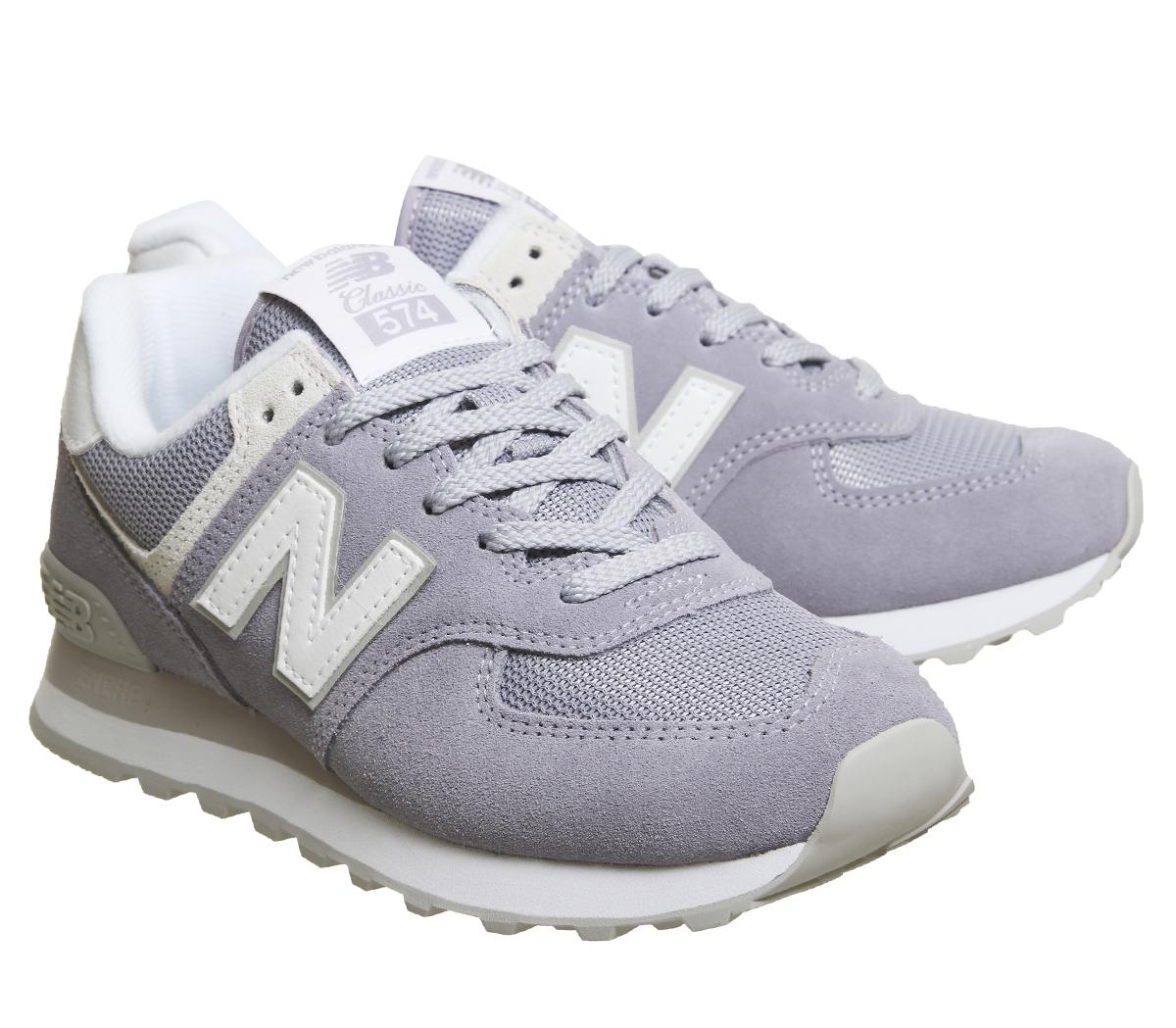 Ebay Zapatillas Violeta 574 Balance Mujer Zapatos New x8wRzAqn