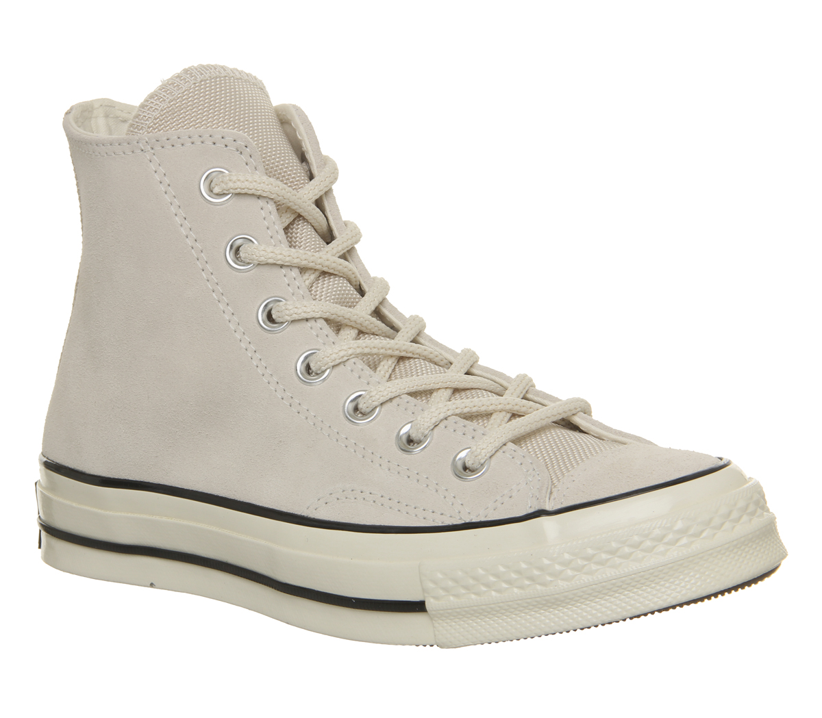 f32af55afb6e Sentinel Mens Converse All Star Hi 70 S Trainers Natural Ivory Black Egret  Trainers Shoes