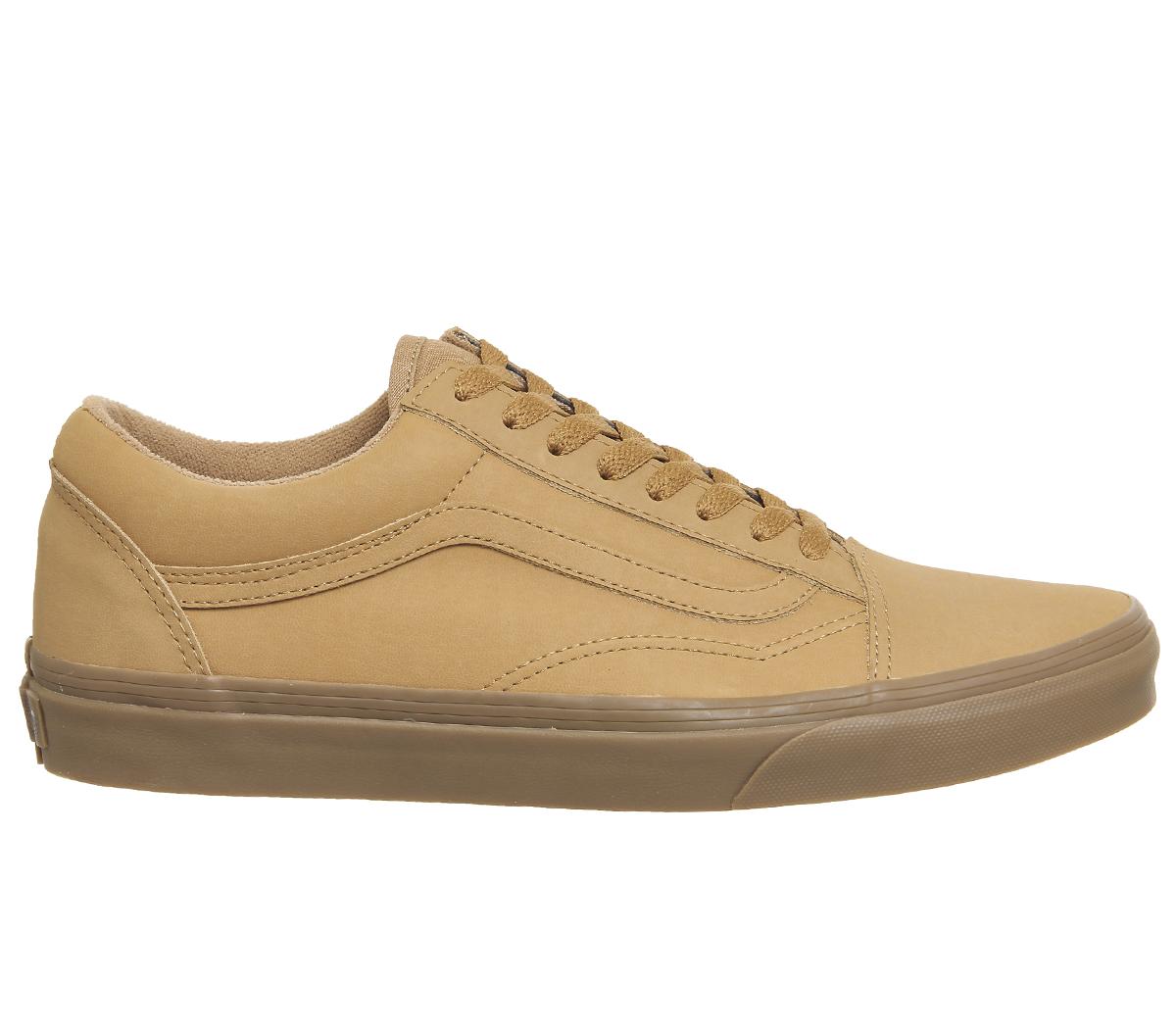 Vans Old Skool Sneaker Scarpe da ginnastica Light Gum Scarpe da ... c6b7527e9
