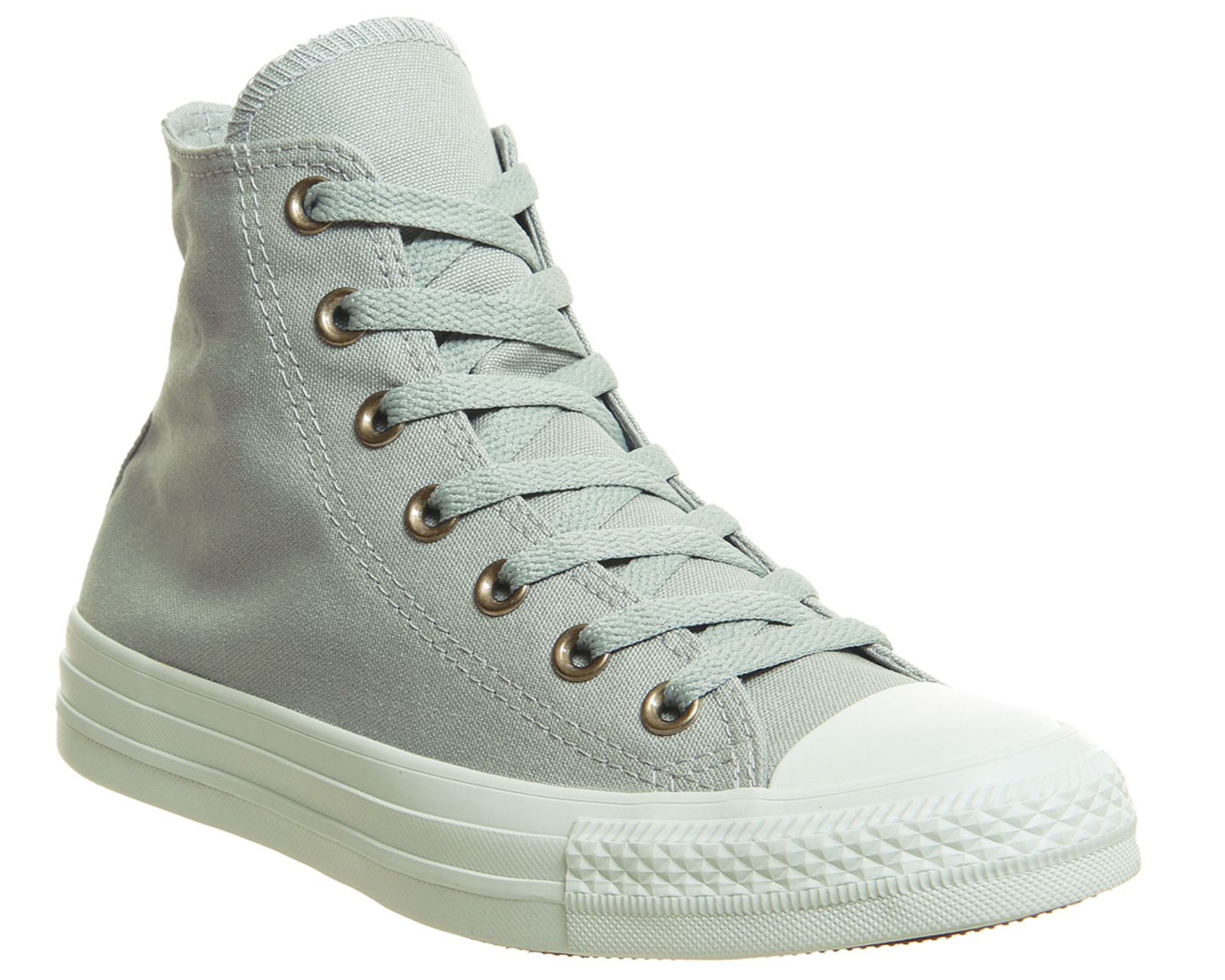 6ea26bb1cf9 Sentinel Womens Converse Converse All Star Hi Trainers Mica Green Trainers  Shoes