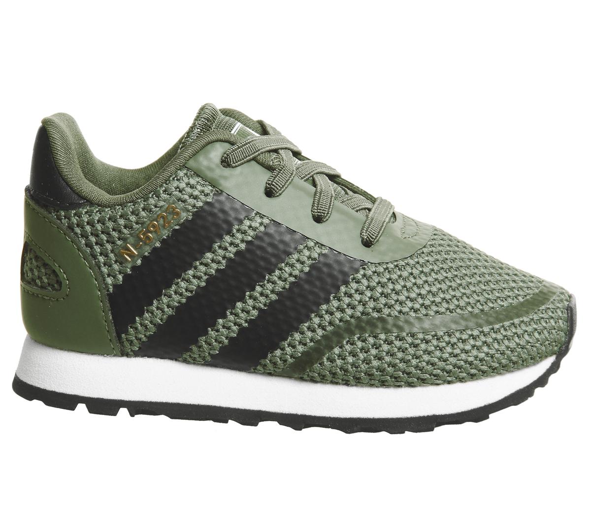 buy popular d5c63 7eab4 Bambini-Scarpe-Da-Ginnastica-Da-Bambino-Adidas-N-