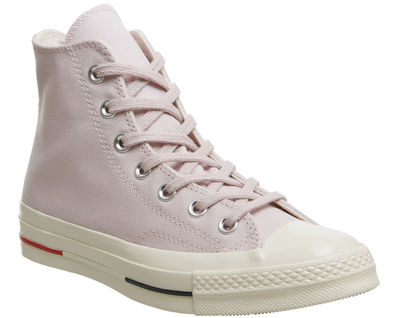 b66e1104c8af4 Sentinel Womens Converse All Star Hi 70 S Barely Rose Gym Red Trainers Shoes