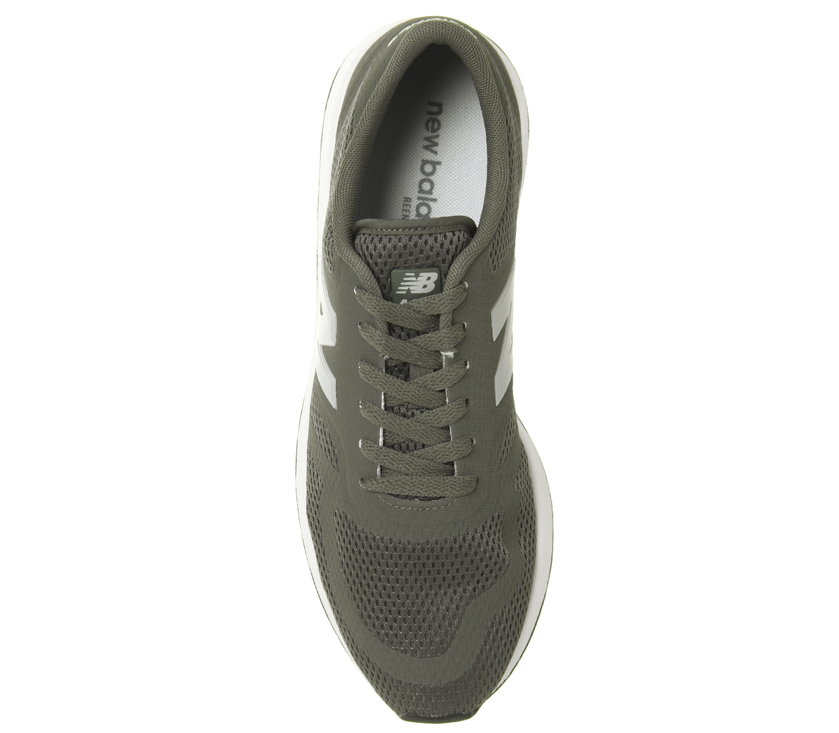 Herren New Balance Mrl420 Trainers MILITARY GREEN FOLIAGE GREEN MILITARY Trainers Schuhes 033628