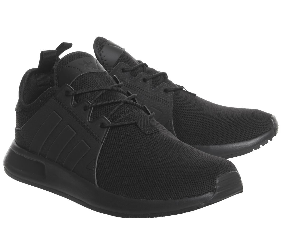 e0ec50a659b Plr-Negro-Mono-Adidas-X-Zapatillas-Zapatos miniatura 8