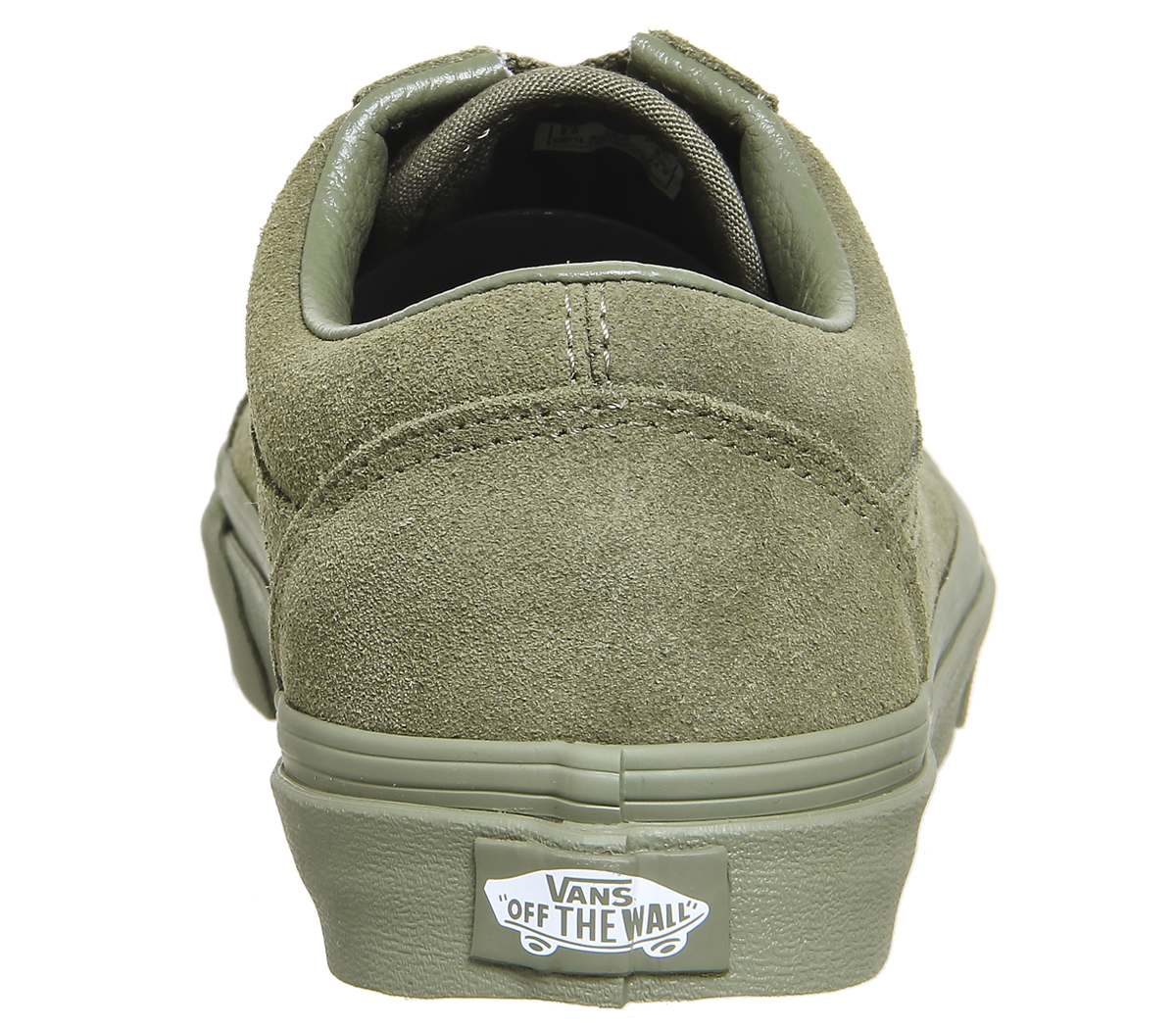 Uomo Vans Old SUEDE Skool Trainers BURNT OLIVE SUEDE Old Trainers Schuhes 24e1dd