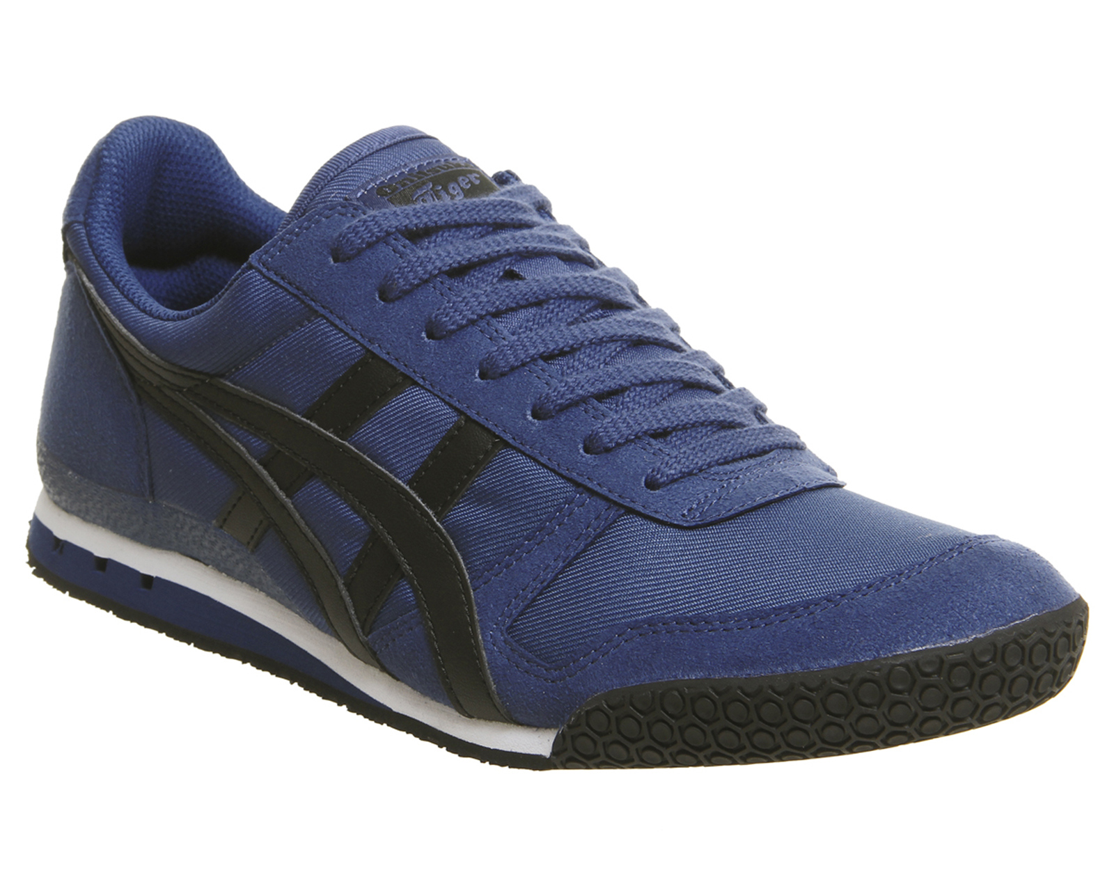 new arrival 43fb9 1f180 Details about Onitsuka Tiger Ultimate 81 Trainers Midnight Blue Black  Trainers Shoes
