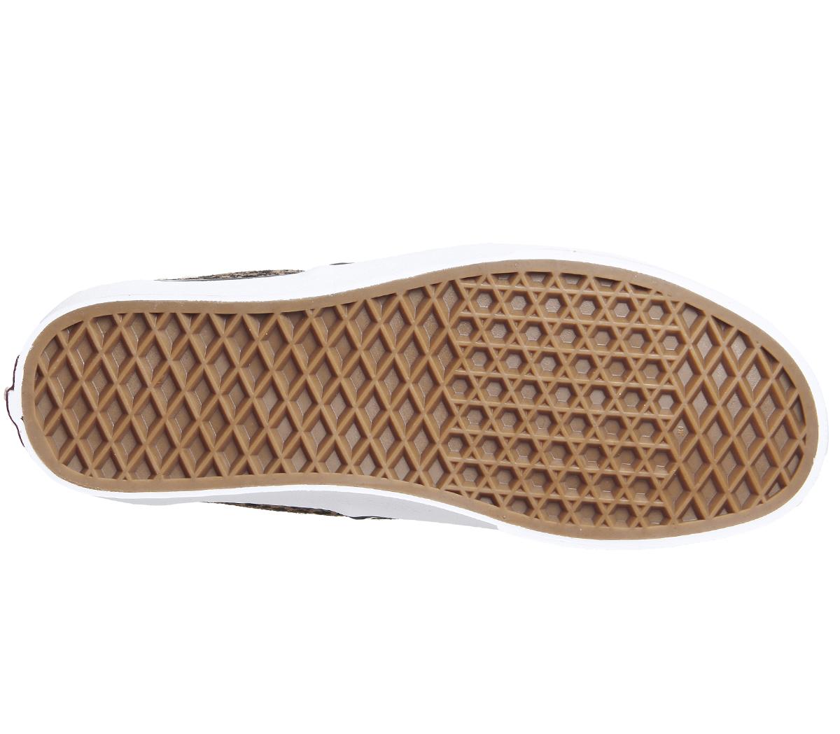 Damenschuhe Vans Era 59 Trainers MINI LEOPARD Trainers Schuhes