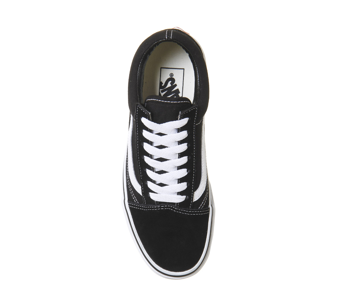 Trainers Herren Vans Old Skool Trainers  BLACK Trainers Schuhes 4e589a