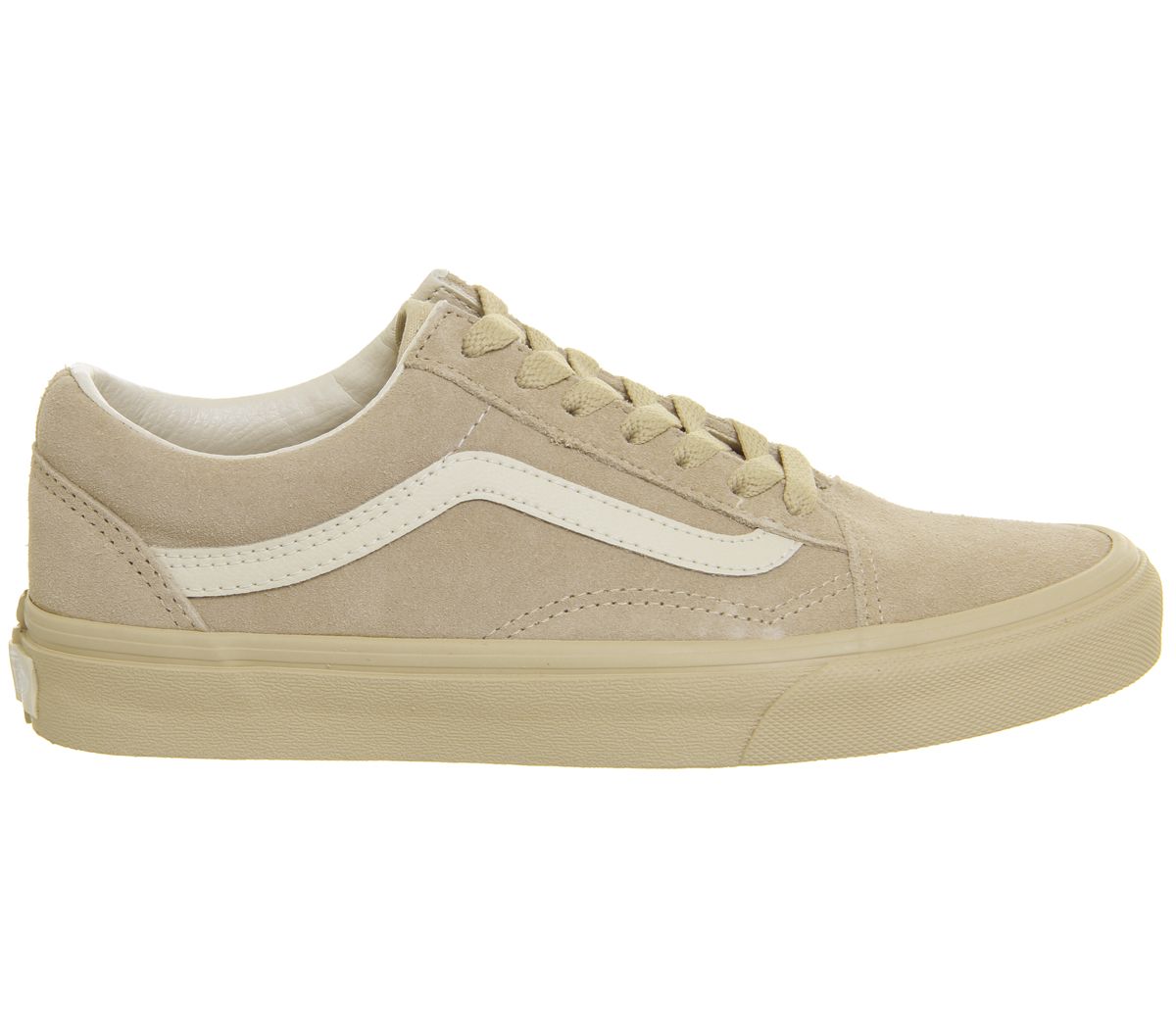 Uomo Vans Old Skool Trainers Trainers SHIFTING SAND EGGNOG EXCLUSIVE Trainers Trainers Schuhes 350dd8