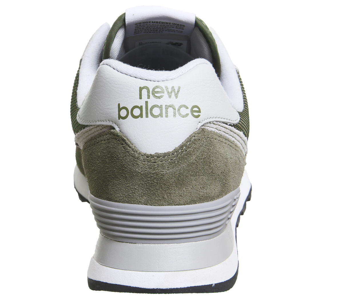 780223731 574-Tenis-Caqui-Tenis-New-Balance-Zapatos miniatura 4