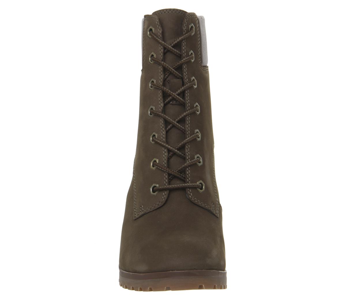 6 Lace Canteen Timberland Allington Womens Boots qEPaWH