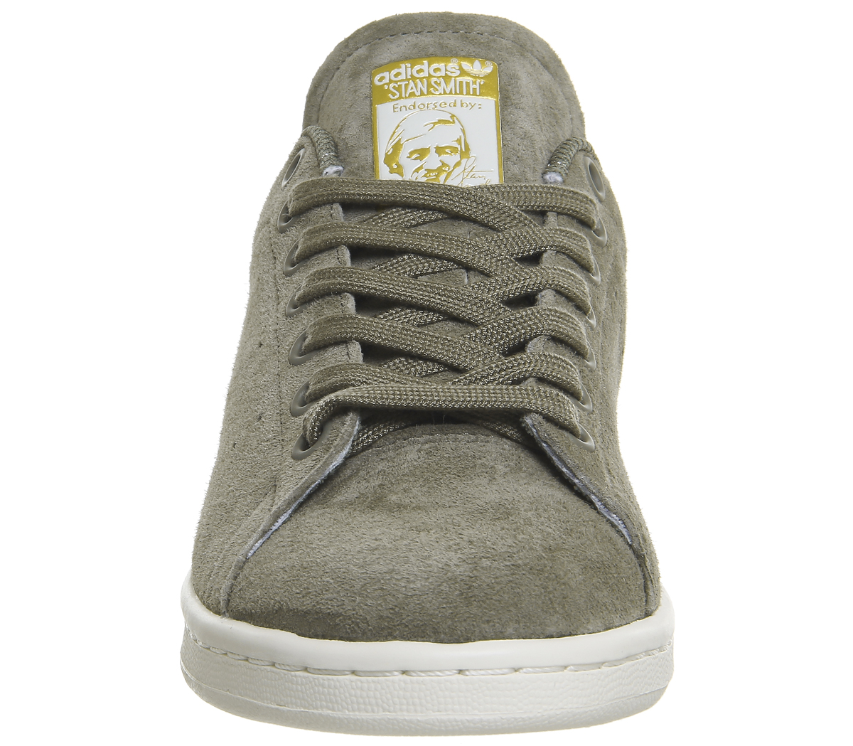 96e26ddf65f56 Sentinel Mens Adidas Stan Smith Trainers TRACE CARGO CREAM Trainers Shoes