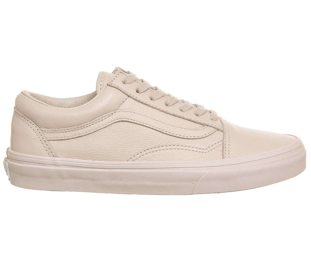 Womens Vans Old Skool Trainers SEPIA ROSE MONO Trainers Shoes  ddb0a89946
