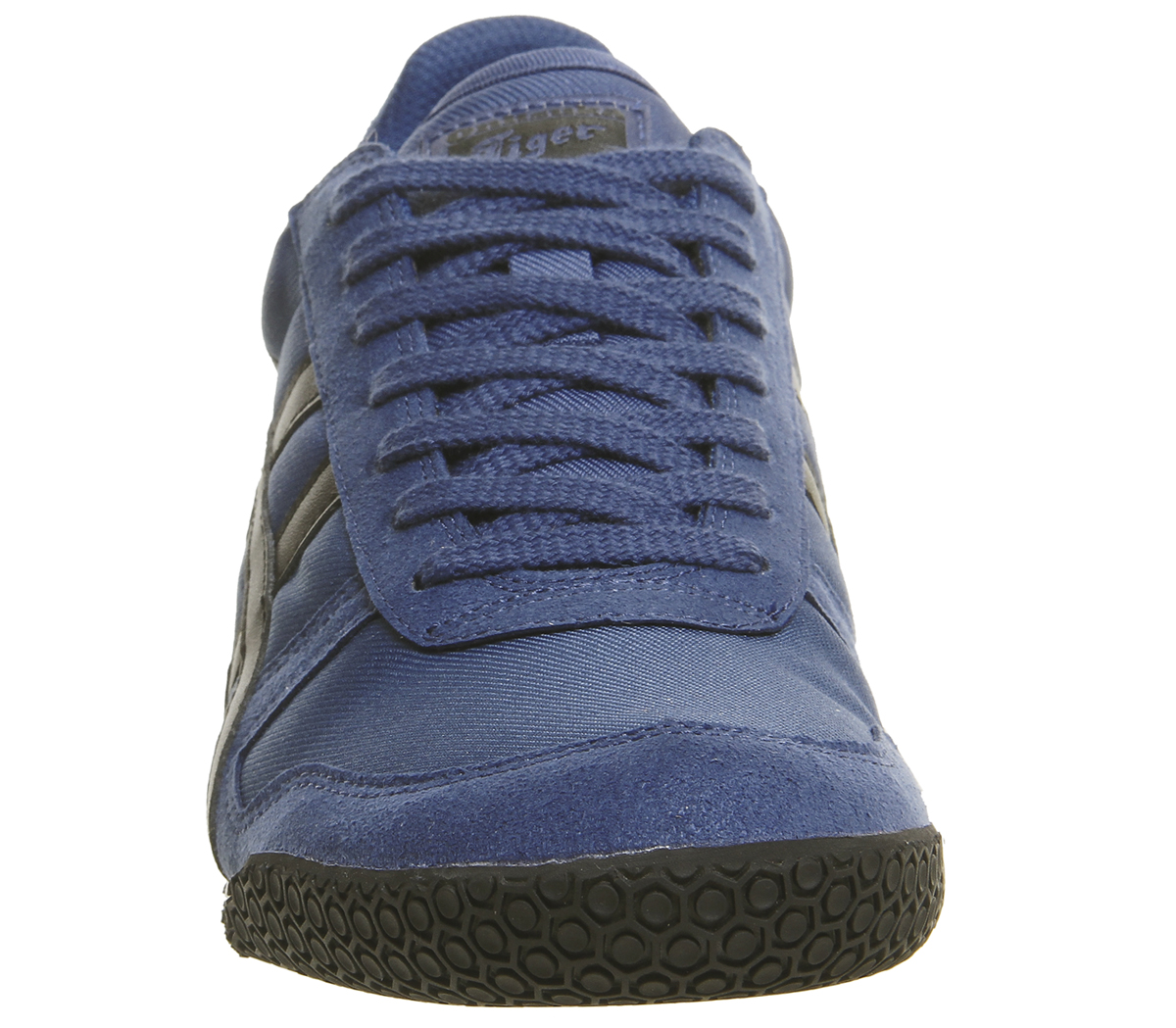Onitsuka Tiger Tiger Onitsuka Ultimate 81 Trainers MIDNIGHT Blau BLACK Trainers Schuhes a037de