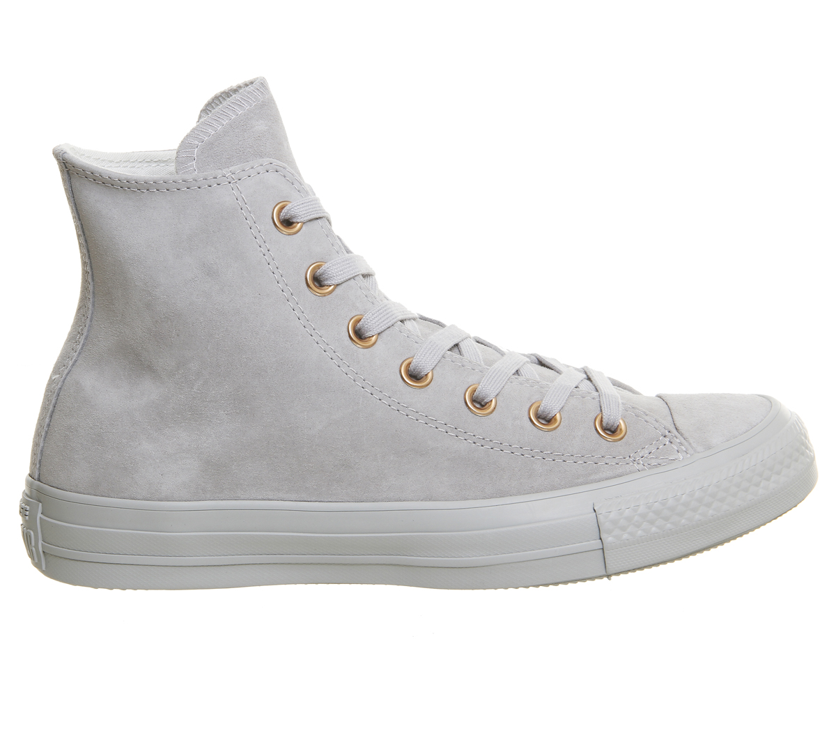 converse leather rosa