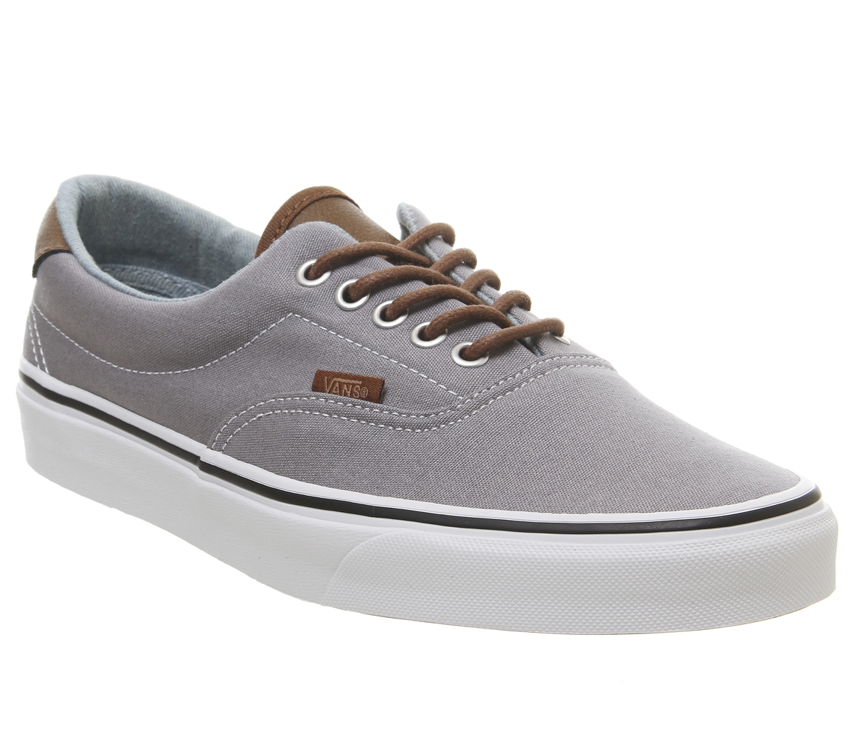 9b8036c0fb791d Sentinel Mens Vans Era 59 Trainers Frost Gray Acid Denim Trainers Shoes