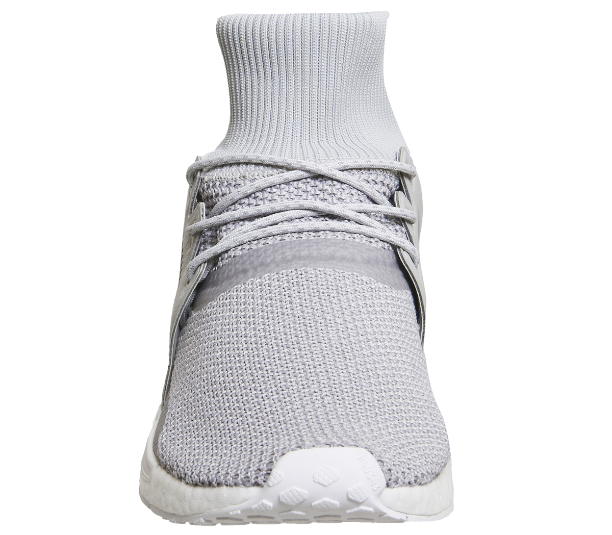 Adidas NMD ZR1 Winter grau zwei weiß Turn Schuhe