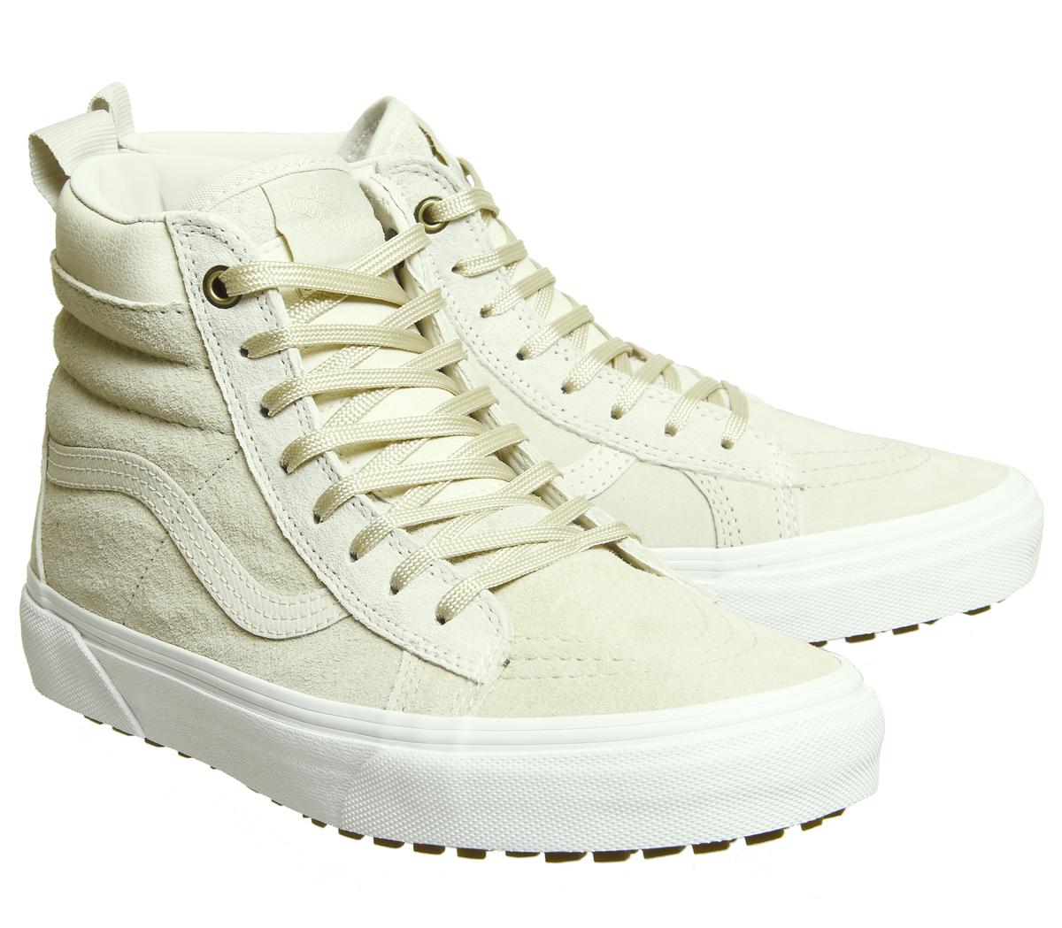 Womens Vans Shoes Hi Trainers Mte Cement Birch Sk8 Ebay wvHqp