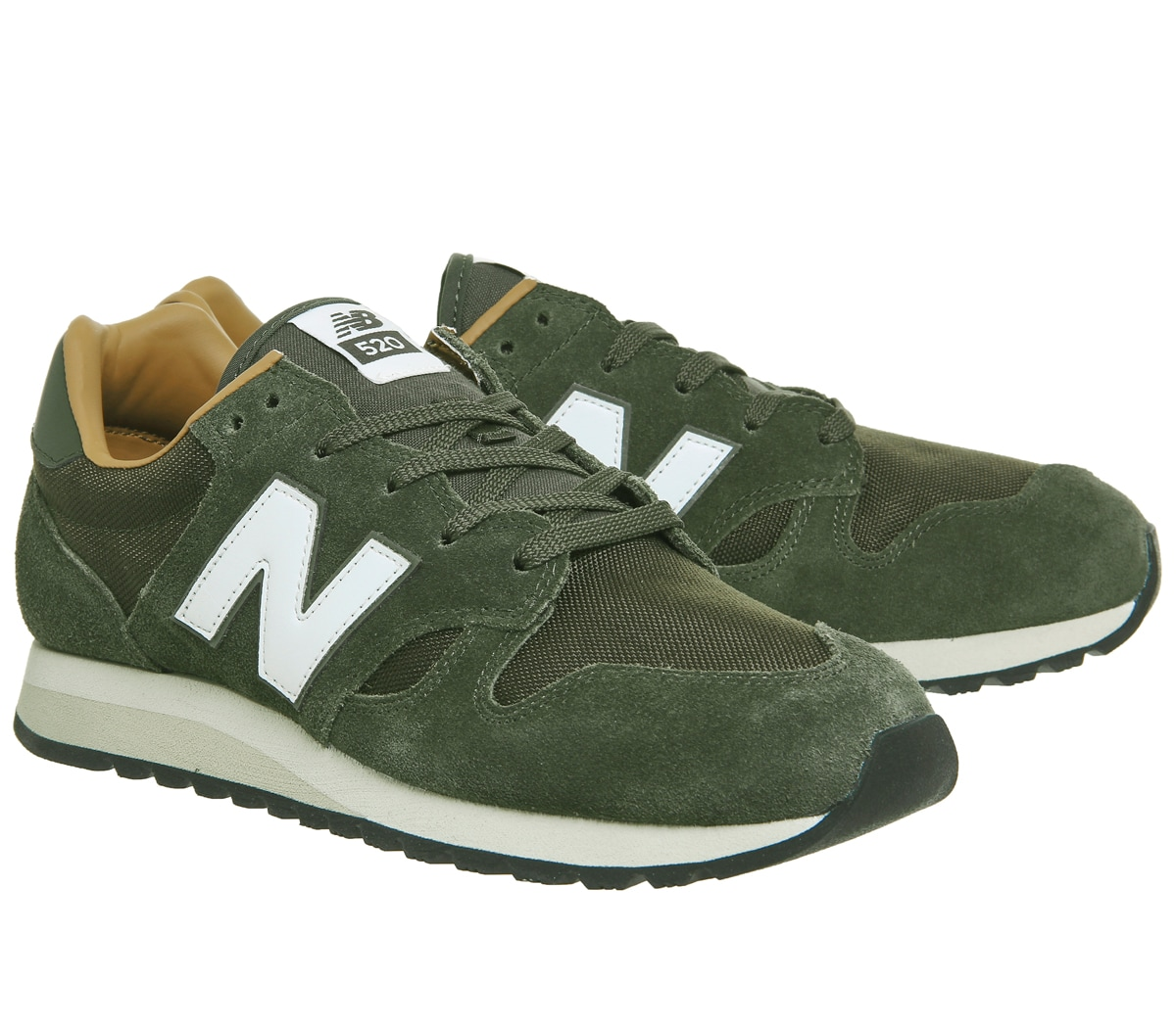 New-Balance-U520-Trainers-OLIVE-Trainers-Shoes