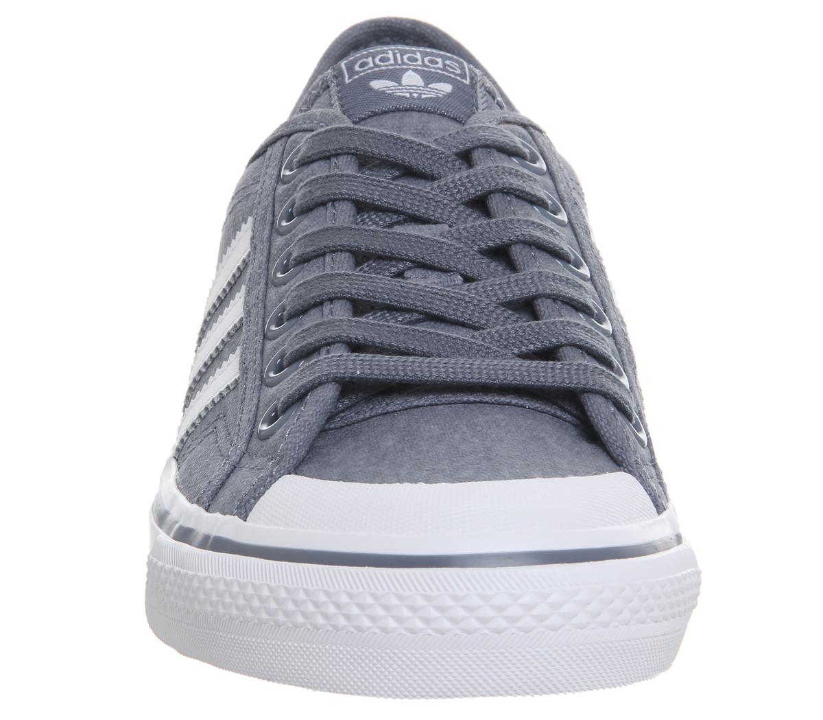 SENTINEL Donna Adidas Nizza formatori crudi acciaio F allenatori scarpe 5f20f033d1c